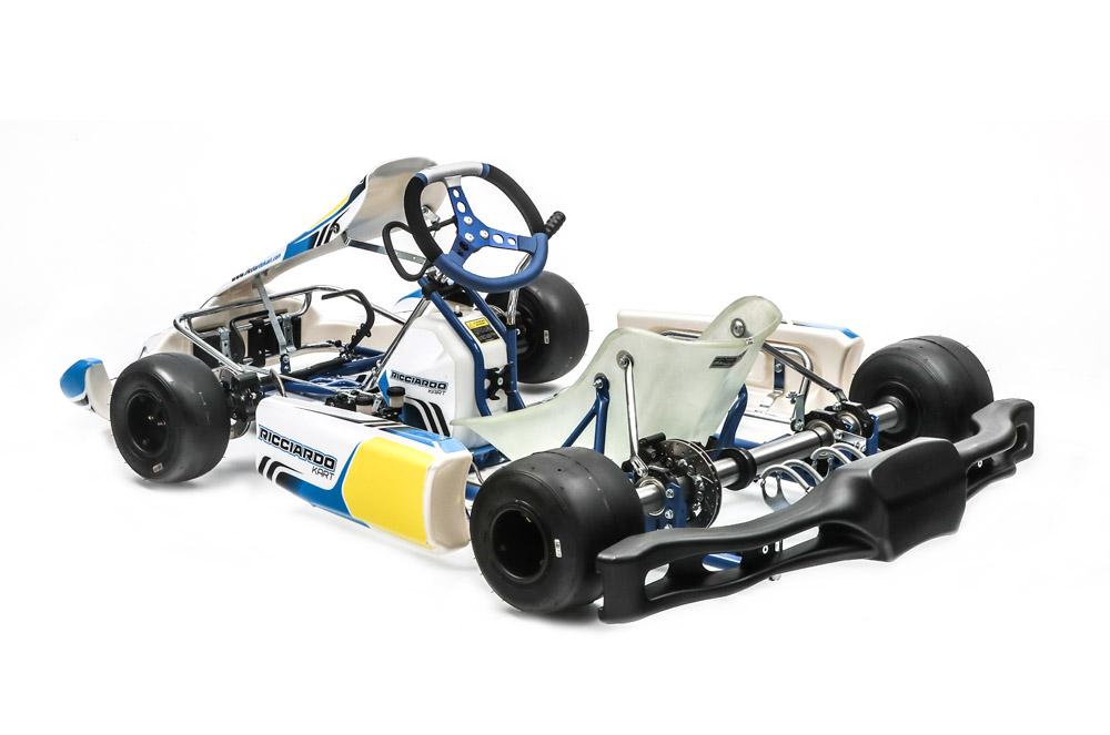 KZ Line | Ricciardo Kart